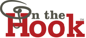 On the Hook logo